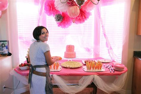 how to make baby shower decorations at home the harker herald baby shower of the century