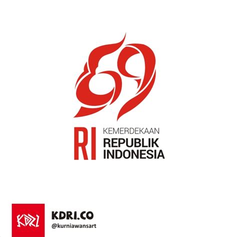 Hut Ri 69 logo hut ri ke 69 2 hellomotion