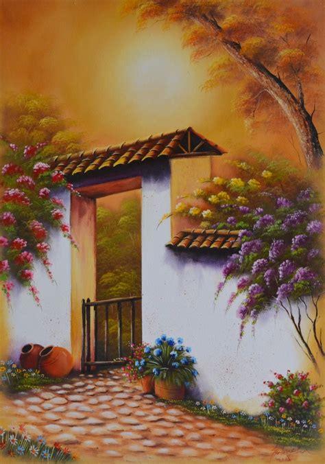 imagenes originales para pintar al oleo cuadros modernos pinturas y dibujos paisajes f 225 ciles de