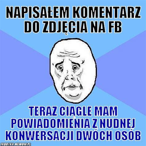 fb zaloguj napisałem komentarz do zdjęcia na fb