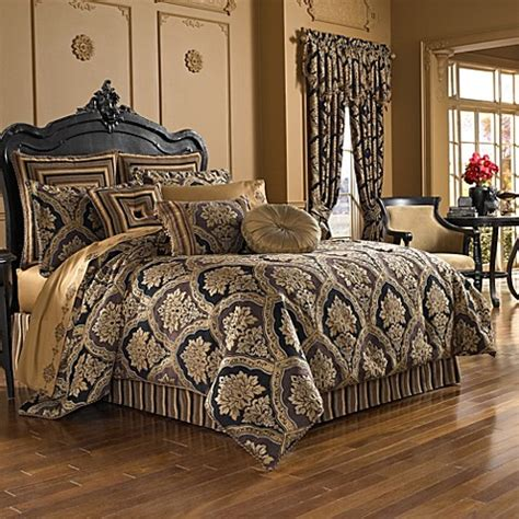 new york comforter set buy j queen new york majestic full comforter set from