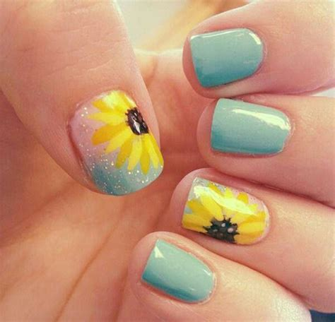 number 1 summer nails 20 trend summer nail art design ideas inspired snaps