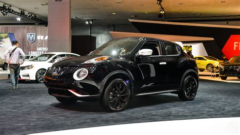 nissan juke 2017 black 2017 nissan juke black pearl is a limited run compact