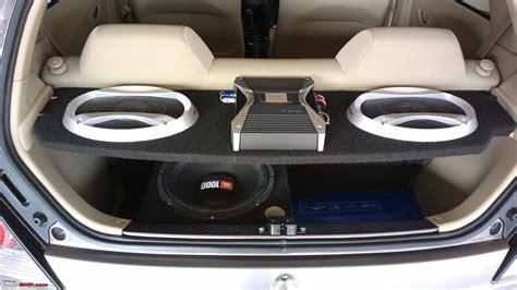 honda brio audio system honda brio test drive review page 69 team bhp