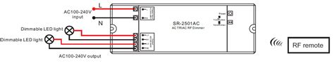 dimmable led driver wiring diagram style by