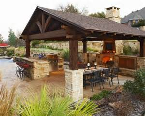Ideas For Outdoor Kitchens Best 25 Outdoor Kitchens Ideas On Pinterest Backyard