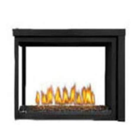 Gas Fireplace Trim Kits by Napoleon Tk4p 7 Trim Kit For Hd4 Peninsula Fireplace