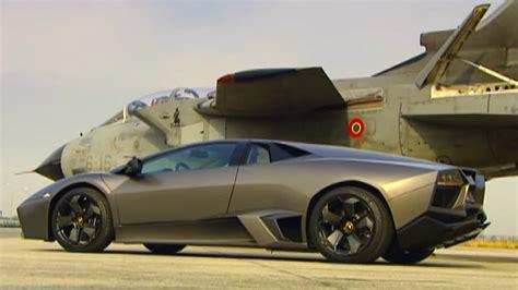Lamborghini Vs Lamborghini Reventon Vs Fighter Jet Karage Tv