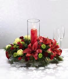 christmas flower arrangements to make at home the best