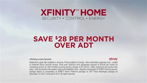xfinity home tv commercial security ispot tv