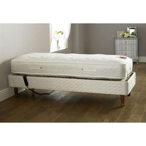 electric adjustable bed single single electric