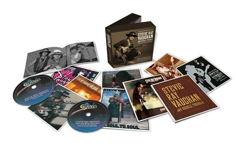stevie ray vaughan  double trouble  complete epic recordings collection