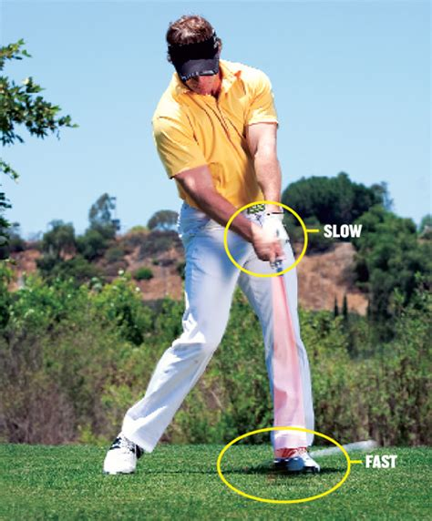 swing and hit golf swing tips hit it big