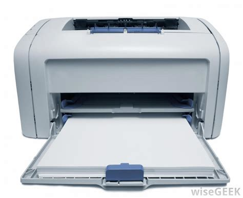 laser printer what is a laser printer with pictures