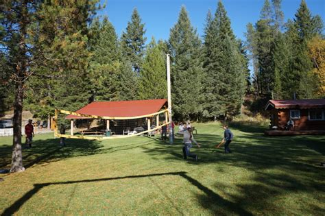 Historic Tamarack Lodge Cabins by Plan Your Event The Historic Tamarack Lodge