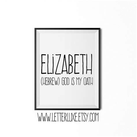 Gift Letter Definition best 25 elizabeth name meaning ideas on