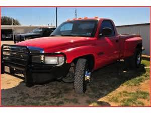 2000 Dodge Ram 3500 Diesel Specs 2000 Dodge Ram 3500 St Regular Cab Dually Data Info And