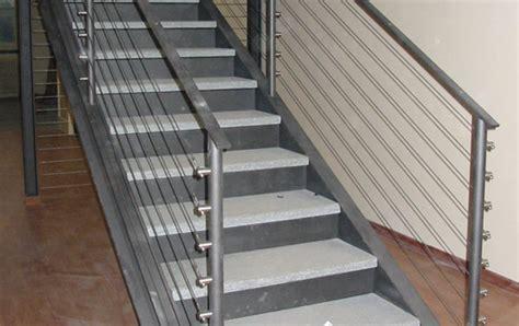 scale interne in acciaio scale per interni in ferro o acciaio inox carpenteria f