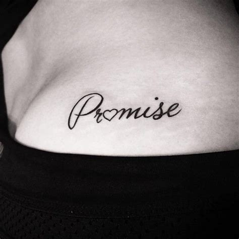 promise tattoos 15 promise ideas you shouldn t promise