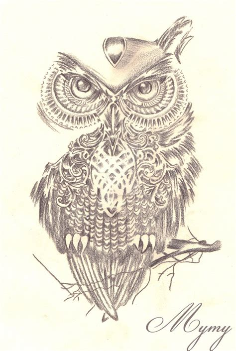 owl design by mymy la patate on deviantart