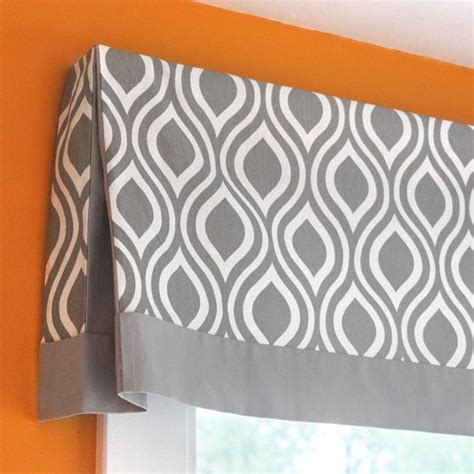 simple valance pattern how to make a no sew valance recipe simple designs