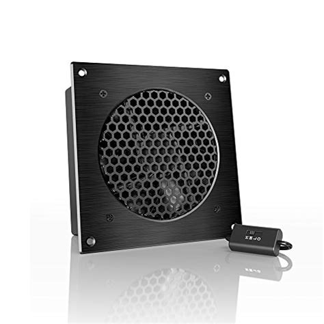 Ac Cabinet Cooling Fan by Ac Infinity Airplate S3 Cooling Fan System 6 Quot With
