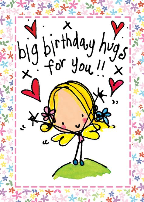 a big birthday hug books iiiii big birthday hugs for you birthday collections