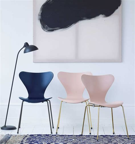 what chair colour for 2015 60th anniversary of fritz hansen s series 7 chair