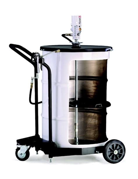 dispense pneumatica pneumatic grease pumps with drum cart from 25 to 185 kg