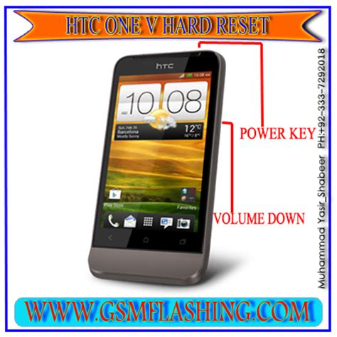 reset htc online htc one v tuch phone hard reset and farmat factory code