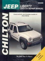 buy car manuals 2011 jeep liberty electronic toll collection chilton s jeep liberty 2002 2004 repair manual 2004 edition open library