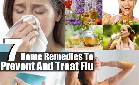 7 Remedies To Treat A Cold by 7 Home Remedies To Prevent And Treat Flu Search Home Remedy
