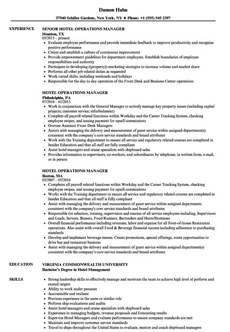 resume template exquisite fabulous resume format hotel industry