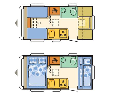 adria floor plan 2013 sneak peek the adria altea 390 ds shannon touring