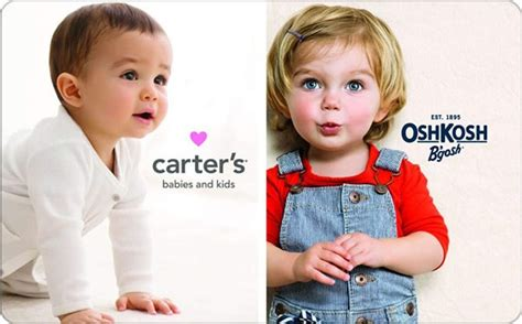 Carters Gift Card - carters oshkosh gift card
