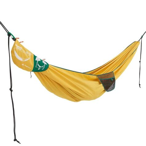 Amaca Decathlon by Comfort Hammock Yellow Decathlon