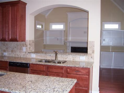 kitchen pass through design is this passthrough on a load bearing wall