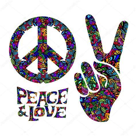 imagenes de simbolos hippies simbolo di hippy retr 242 vettoriali stock 169 yulianas 94100268