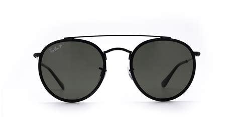 Bridge Polarized Sunglasses ban bridge black rb3647n 002 58 51 22