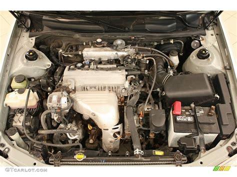 Toyota Camry 2 2 L Engine 2001 Toyota Camry Ce 2 2 Liter Dohc 16 Valve 4 Cylinder