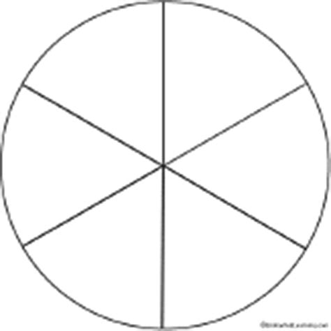 printable blank circle graphs pie charts blank templates for kids