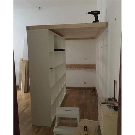 diy ikea loft bed best 25 loft bed ikea ideas on ikea bed hack