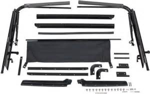 Jeep Top Hardware Rage Replacement Soft Top Hardware For Jeep Wrangler Yj