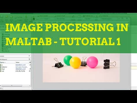tutorial c image processing basics of image processing in matlab doovi