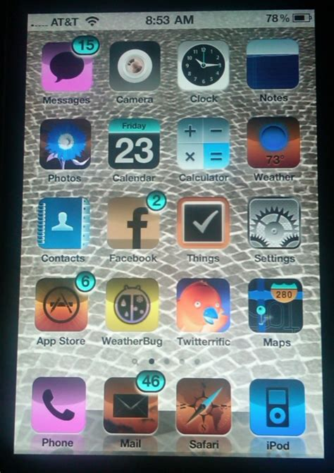 iphone colors inverted iphone 4 trick invert colors for white text on black