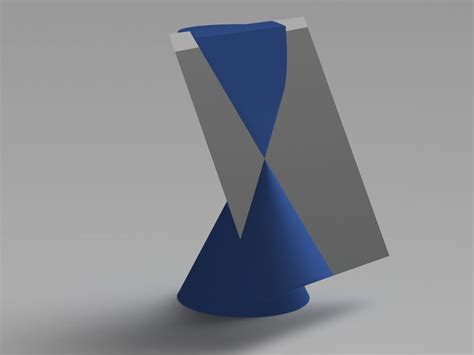 3d conic sections conic sections free 3d model stl sldprt sldasm slddrw