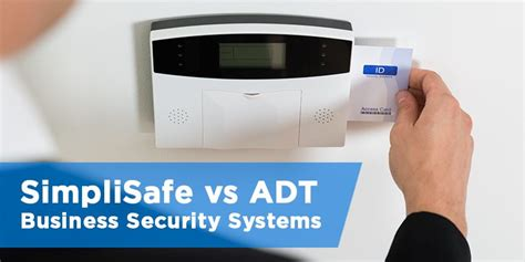 business security systems simplisafe vs adt