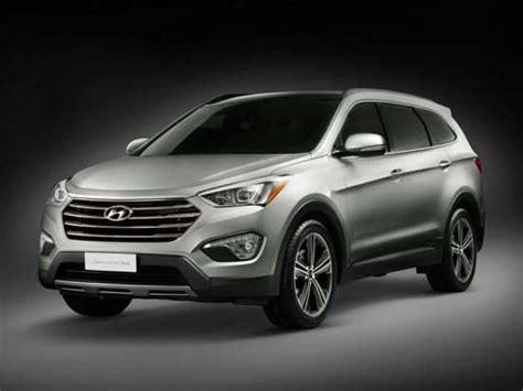 2015 Hyundai Santa Fe Msrp by 2015 Hyundai Santa Fe Models Trims Information And