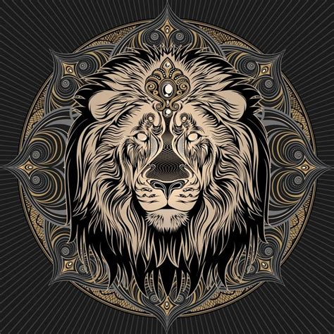 mandala tattoo gold coast the 25 best mandala lion tattoo ideas on pinterest
