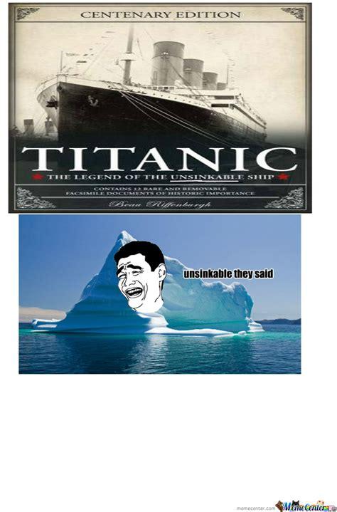 Titanic Funny Memes - titanic by kamen2000 meme center